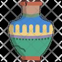 Ancient Jar Antique Jar Elegant Jar Icon