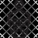 Ancient Jar Icon