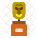 Ancient Mask Icon