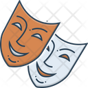 Ancient Face Mask Icon