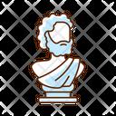 Greek Ancient Sculpture Icon