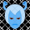 Andorian head Icon