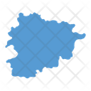 Andorra Map Icon