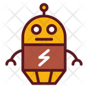 Android Machine Robot Icon