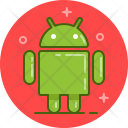 Android Robot Technology Icon