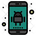 Android Application Phone Icon