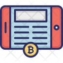 Android Bitcoin Icon