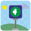 Android Nature Lightbox Icon
