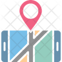 Android navigation app Icon