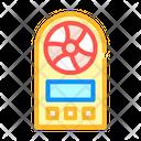 Anemometer Measuring Equipment Icon