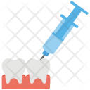 Anesthetic Injection Icon