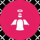 Angel Holy Spirit Icon