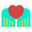 Love Angel Lover Love Birds Icon