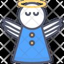 Angel Wonder Kindness Icon