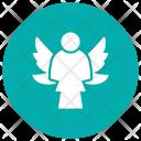 Angel Christmas Heaven Icon