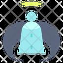 Angel Goddess Divinity Icon