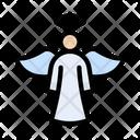 Angel Heaven Holy Icon