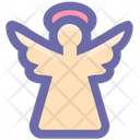 Angel Christmas Cupid Icon