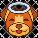Angel Emoji Emoticon Icon