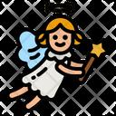 Angel Religion People Icon