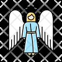 Angel Biblical Archangel Icon