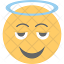 Angel Emoji Icon