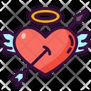 Cupid Love Cupid Arrow Icon
