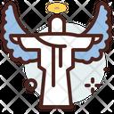 Angel Jesus Angel Jesus Icon
