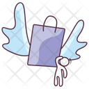 Angel Shopping Icon