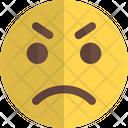 Anger Icon