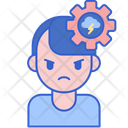 Anger Management Management Mind Icon