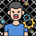 Anger Management Icon