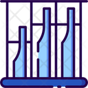 Angklung Indonasian Instrument Musical Instrument Icon