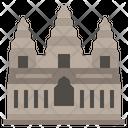 Angkor Wat Cambodia Icon
