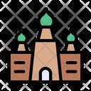 Angkorwat Building Landmark Icon
