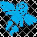 Angle Baby Kid Icon