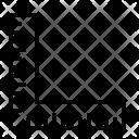 Angle Ruler Corner Icon