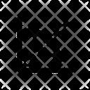 Angle Geometry Tool Icon