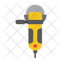 Angle Ginder Circle Icon