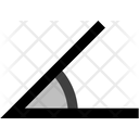 Angle Degree Tool Icon