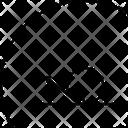 Angle Greatherthan Circle Icon