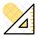 Angle Ruler Icon