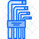 Angle Screwdriver Tool Icon