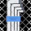 Angle Screwdriver Icon