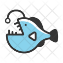 Angler Fish Icon