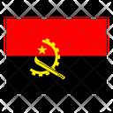 Angola Flag Flags Icon
