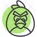 Angry Bird Wings Icon