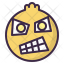 Angry Frustrated Annoyed Icon