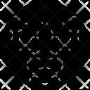 Angry Annoyed Emoji Icon