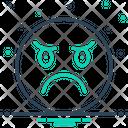 Angry Ireful Splenetic Icon